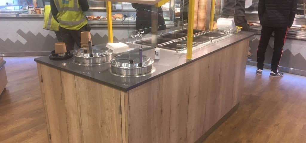 Martin Food Equipment Self-Serve-Island-Unit-With-Soup-Kettles-1-1024x480 Lilley's Centra, Enniskillen, Fermanagh Installations