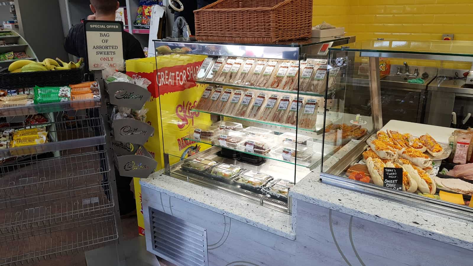 Martin Food Equipment Self-Serve-Unit Gala at The Brink, Navan, Co. Meath Installations