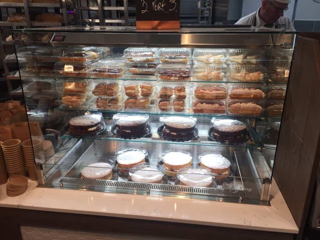 Martin Food Equipment Self-serve-cake-display Supervalu Springfield, Tallaght, Dublin Installations