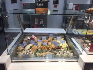 Martin Food Equipment Square-glass-chilled-display-unit-320x240 Supervalu Springfield, Tallaght, Dublin Installations