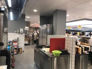 Martin Food Equipment Behind-the-Counter-Prep-Area-320x240 McHugh's Centra, Greendale, Kilbarrack, Dublin Installations