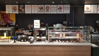 Martin Food Equipment Carvery-Station-and-Chilled-Deli-320x240 Circle K Service Station, Kill North Installations