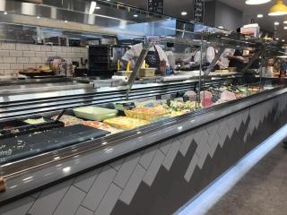Martin Food Equipment Cold-Display-Counter-320x240 McHugh's Centra, Greendale, Kilbarrack, Dublin Installations