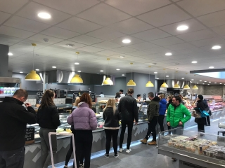 Martin Food Equipment Deli-Area-Centra-Greendale-Kilbarrack-320x240 McHugh's Centra, Greendale, Kilbarrack, Dublin Installations