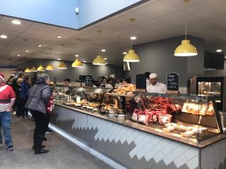 Martin Food Equipment Hot-Deli-Counter-320x240 McHugh's Centra, Greendale, Kilbarrack, Dublin Installations
