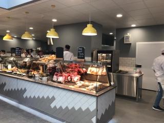 Martin Food Equipment Self-Serve-Hot-Counter-320x240 McHugh's Centra, Greendale, Kilbarrack, Dublin Installations