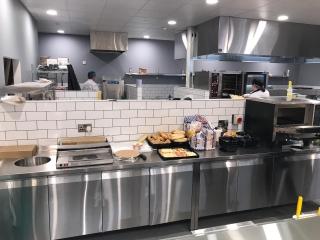 Martin Food Equipment Work-Counter-and-Prep-Area-320x240 McHugh's Centra, Greendale, Kilbarrack, Dublin Installations
