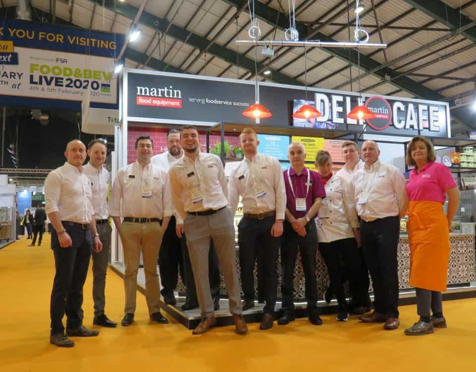 Martin Food Equipment IMG_1467-960x750 Catex 2019 Events News