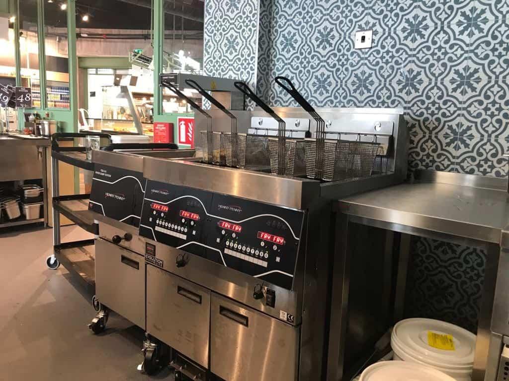 Martin Food Equipment 13dd5eb2-01bd-43b7-9bb5-c4cbf819267b Kay's Kitchen, Dublin Installations