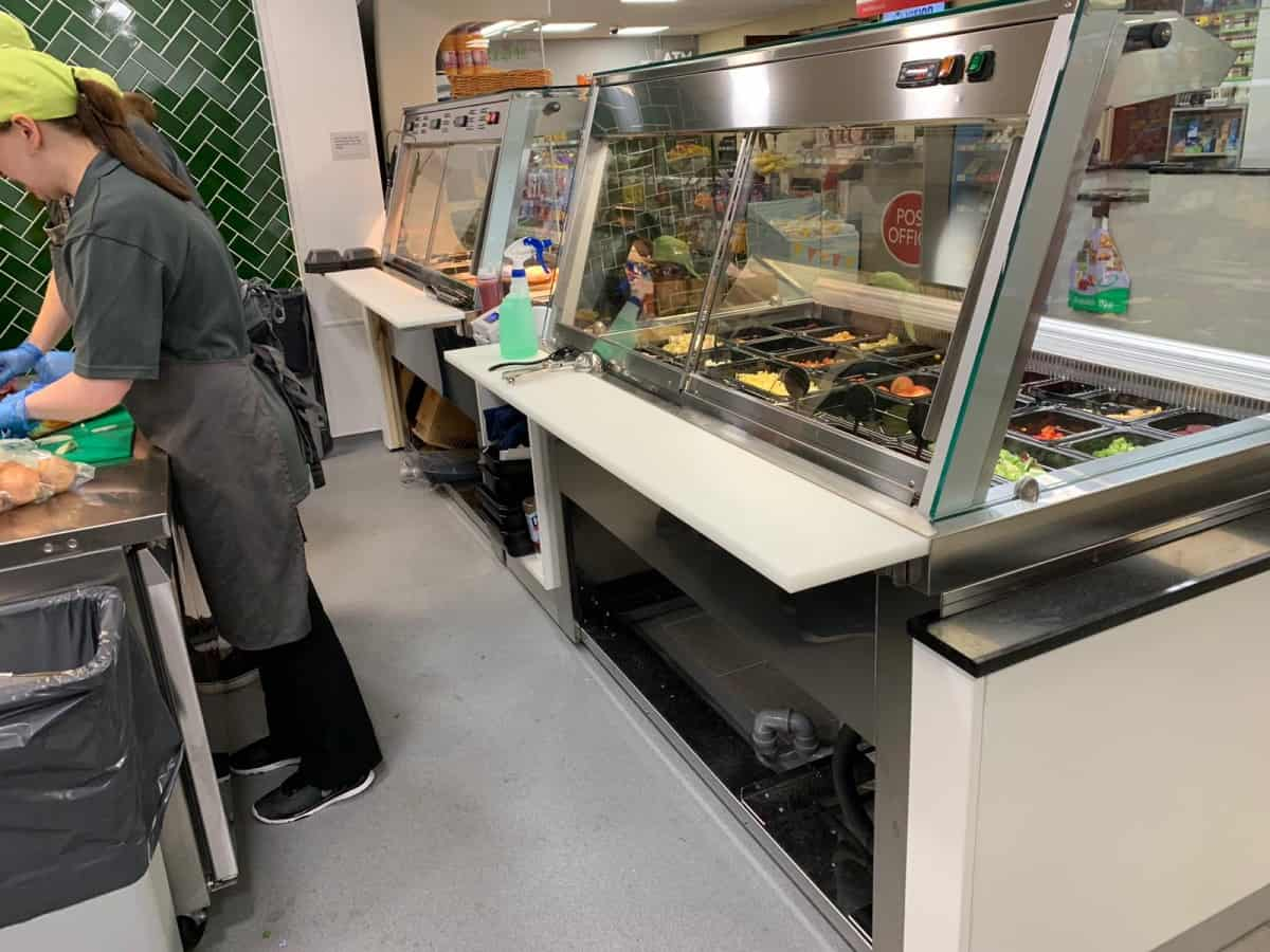 Martin Food Equipment 3dd2d3bc-b248-44e8-89f4-888107e961f3 Mace Ballykeel, Ballymena Events Installations
