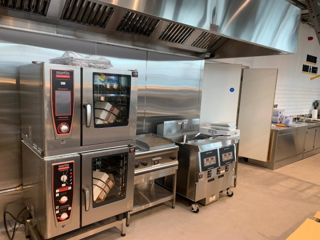 Martin Food Equipment yH5BAEKAAEALAAAAAABAAEAAAICTAEAOw== Centra Glendale, The Quays Belfast, Co. Antrim Installations