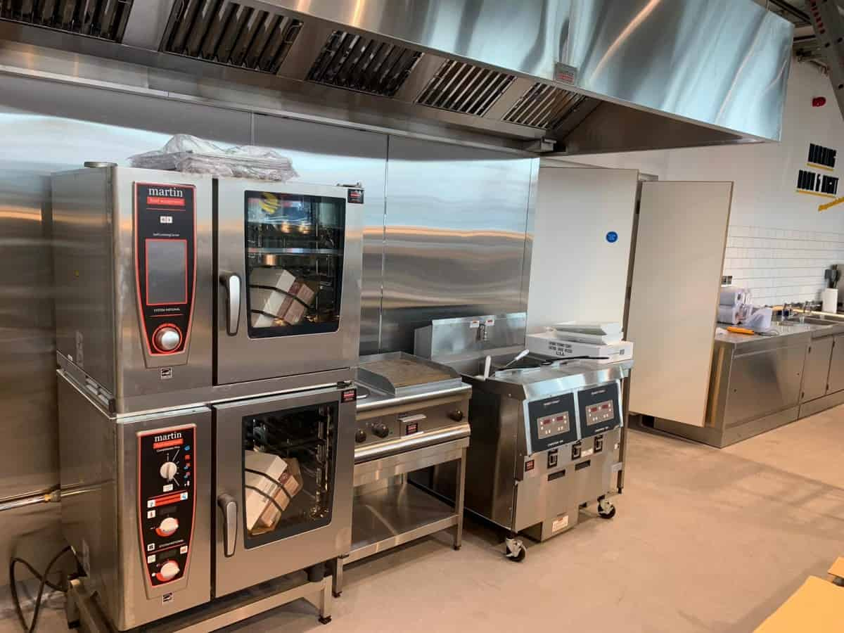 Martin Food Equipment 5b968a92-c15d-4515-89f8-58e12fff2a3b Centra Glendale, The Quays Belfast, Co. Antrim Installations