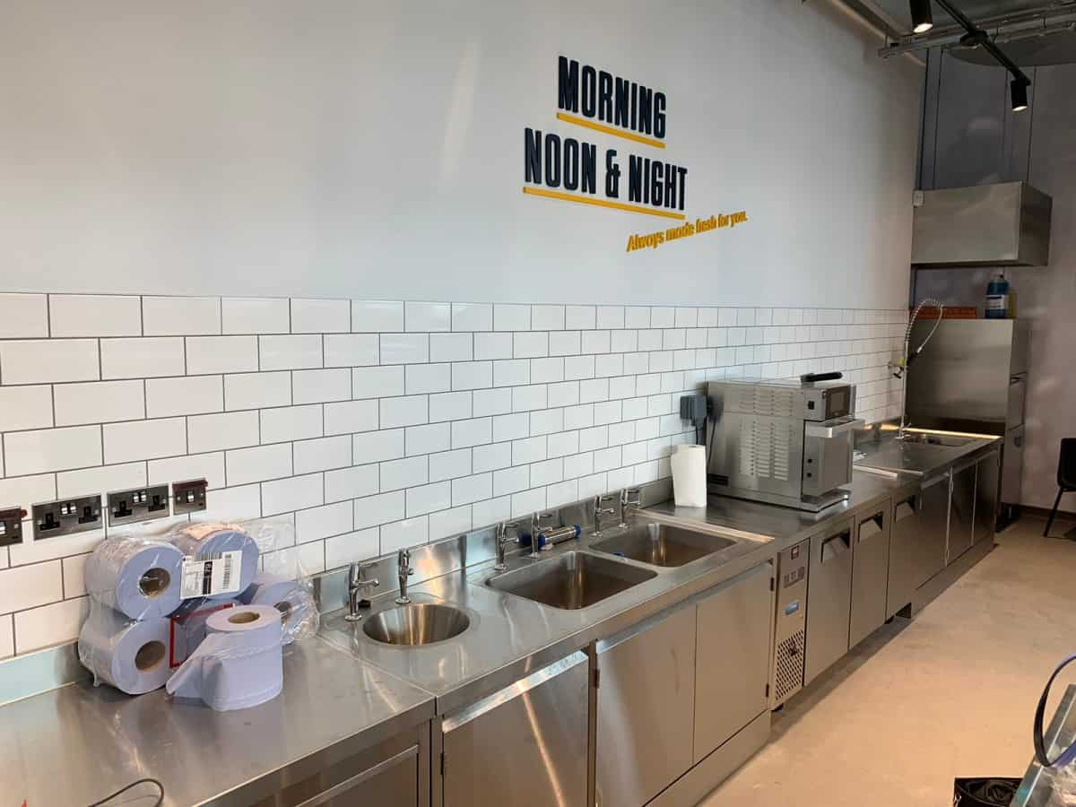 Martin Food Equipment 5cb8504b-da19-4d02-859b-f5f85f7d505d Centra Glendale, The Quays Belfast, Co. Antrim Installations