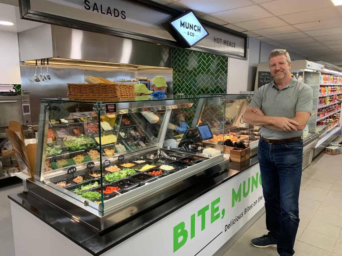 Martin Food Equipment 5e677617-5eb9-40b0-9d0b-08b2c5f4b1ef Mace Ballykeel, Ballymena Events Installations
