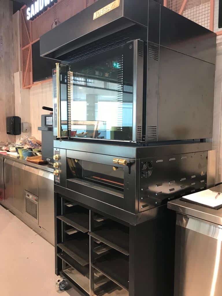 Martin Food Equipment af82a994-f1f3-46a4-ba1c-75139b7dec94 Kay's Kitchen, Dublin Installations