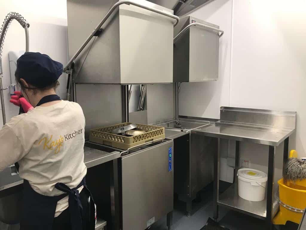 Martin Food Equipment e6850278-ebc1-4597-9062-7227d60e87e7 Kay's Kitchen, Dublin Installations