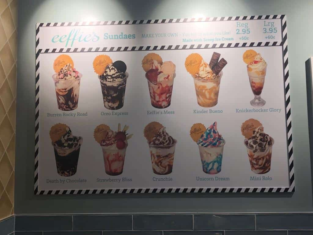 Martin Food Equipment a079a4ef-f794-453b-a3fd-25604a9a7a1b Eeffies Ice Cream parlour Installations News