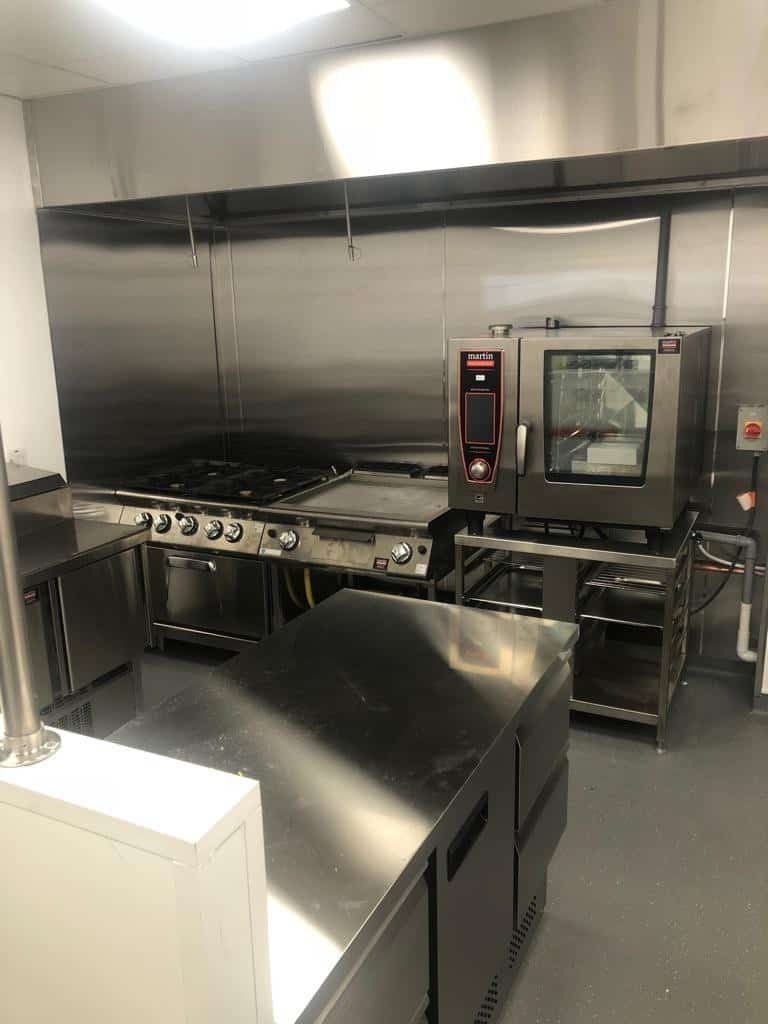 Martin Food Equipment ec61f798-33ae-4269-ab13-f8536fcfd75c Cali Kitchen - Dun Laoghaire Installations News