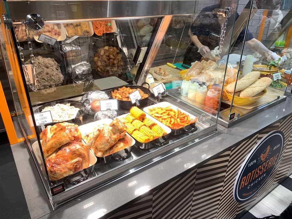 Martin Food Equipment 197c90f6-b8f8-4faa-88e8-c984251f911d Centra, Dame Street Blog Installations