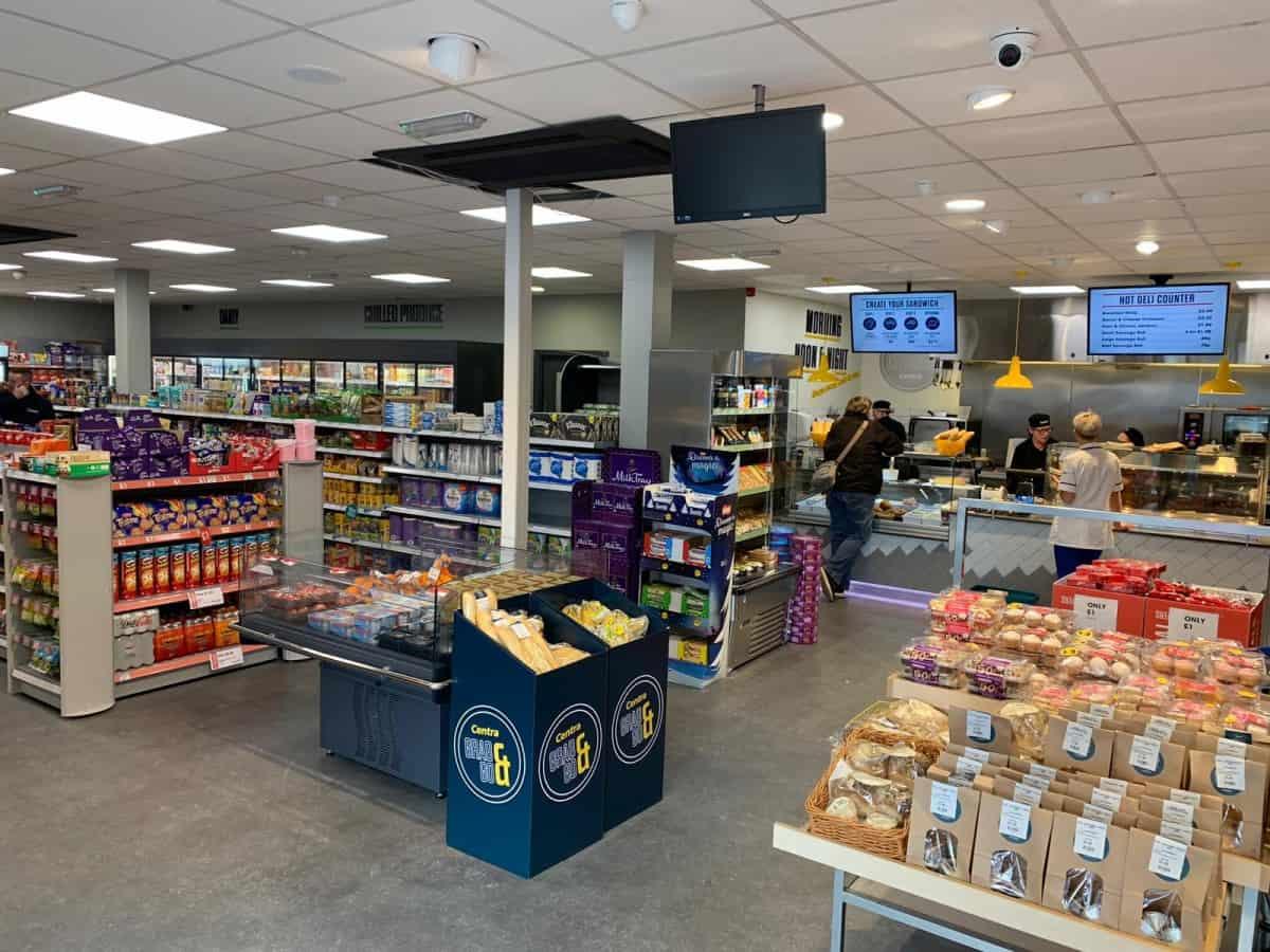 Martin Food Equipment 1a062b5c-5193-4965-a4a6-23b457022e8d Centra, York St. Belfast Blog Installations