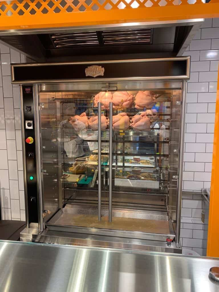 Martin Food Equipment 3ead795f-d875-4ea6-a1e7-6cfb2537001b Centra, Dame Street Blog Installations