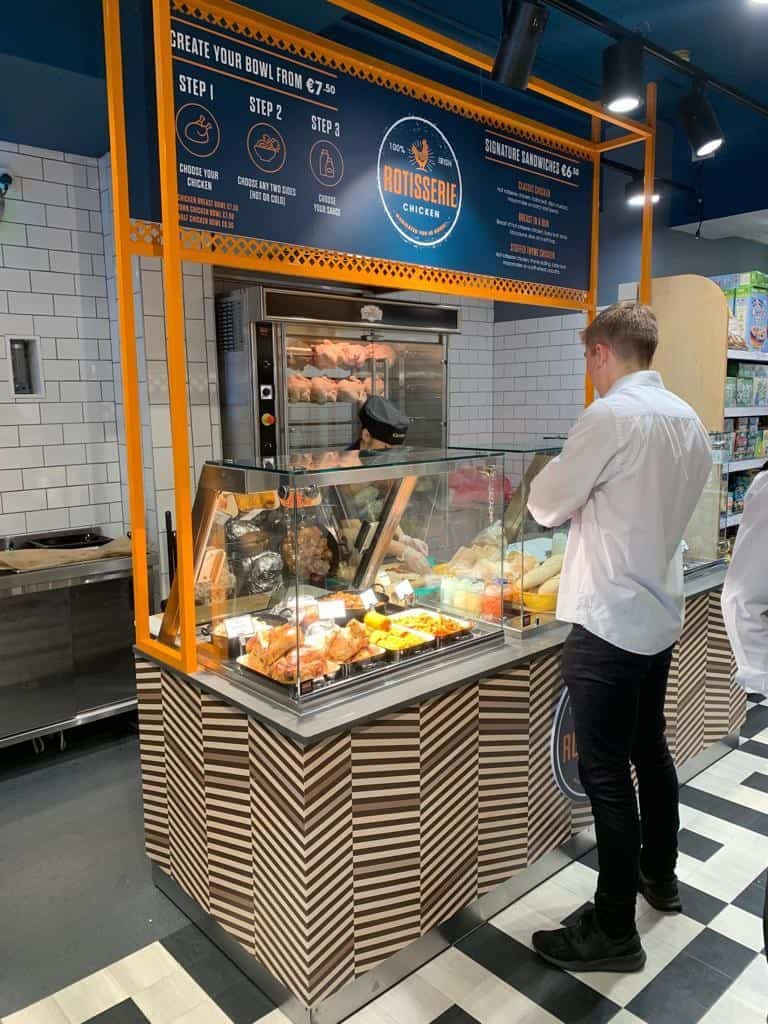 Martin Food Equipment 5bf0d4a3-5fc5-48ae-8c76-eec095578f04 Centra, Dame Street Blog Installations
