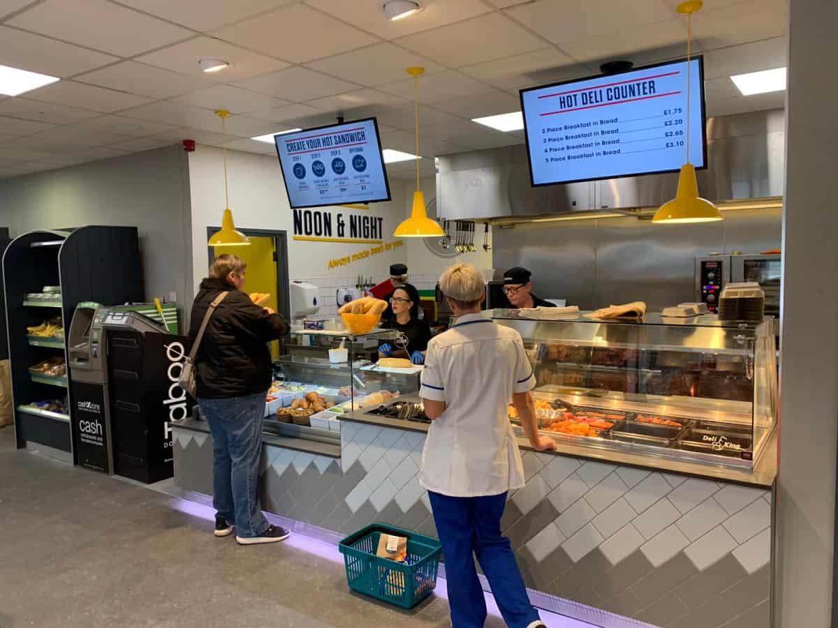 Martin Food Equipment d9f17d00-3c41-4a54-b2f8-3bfccf6f1edf Centra, York St. Belfast Blog Installations