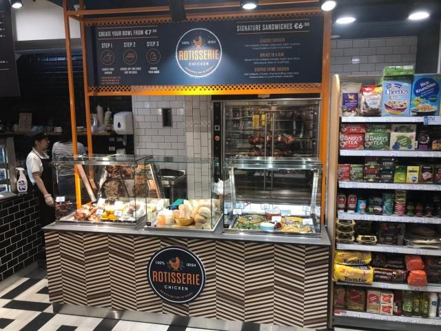 Martin Food Equipment dfb50242-d5a3-4937-baf3-8f79c12625a7-640x480 Centra, Dame Street Blog Installations