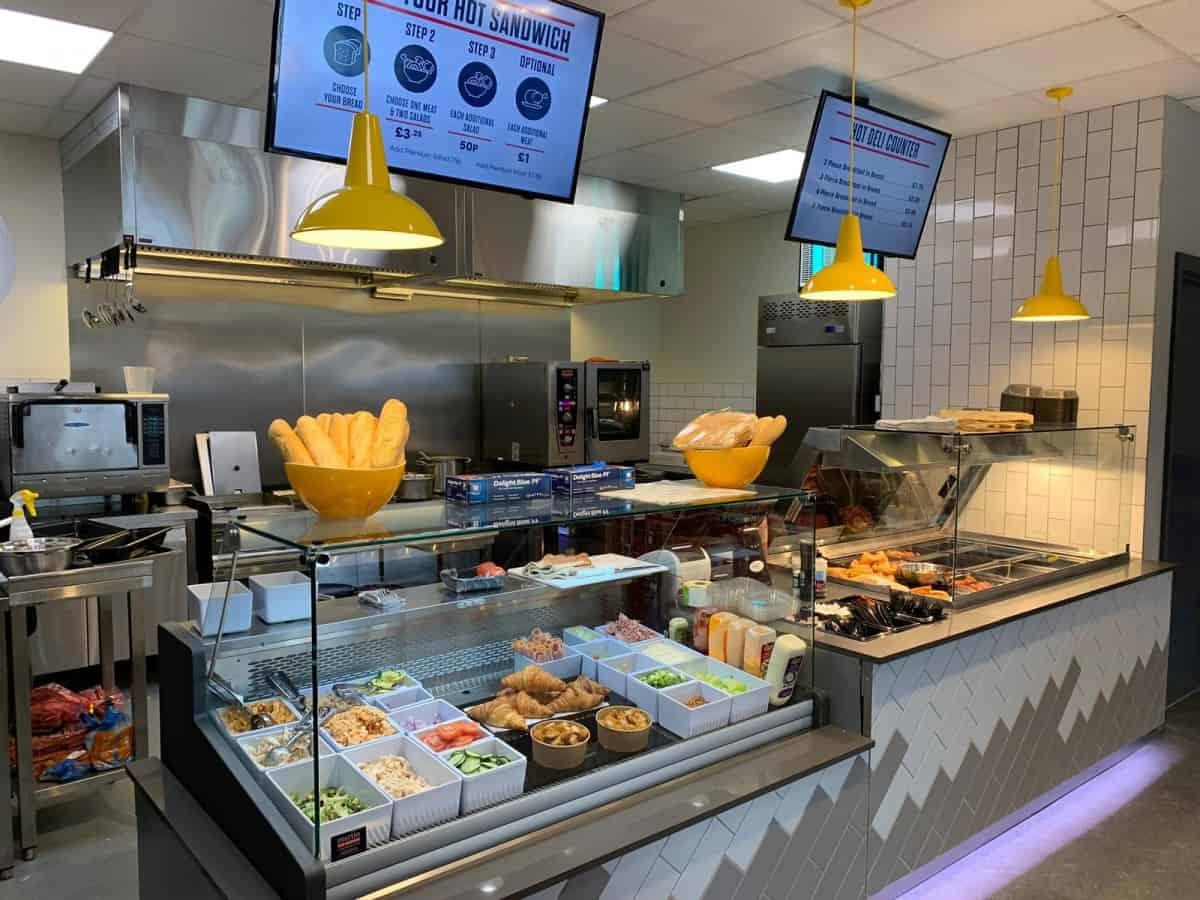 Martin Food Equipment fab69b15-efee-4dba-a420-b3ce23a849ff Centra, York St. Belfast Blog Installations