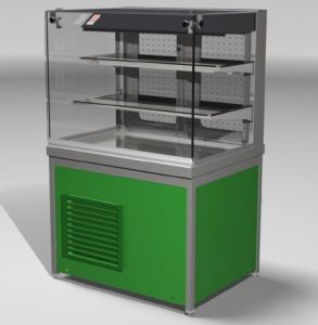 Martin Food Equipment Dk-900-293x300 --SOLD-- Deli Kitchen 900 chilled - Multi Tier (Display)