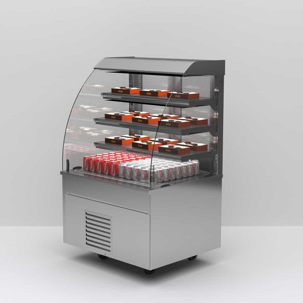 Martin Food Equipment VOC900-GO3 Counterline - VC900F Assisted Service Chilled Display (RECON)