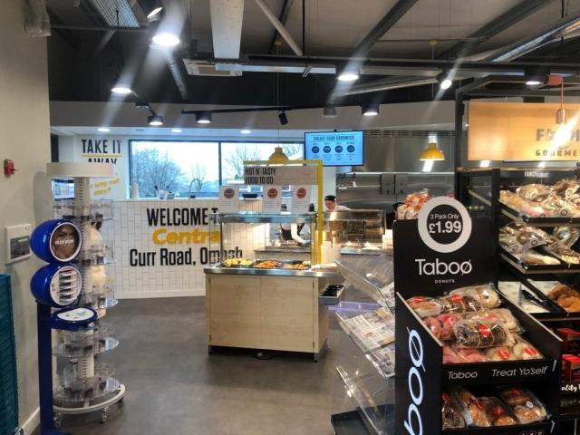 Martin Food Equipment yH5BAEKAAEALAAAAAABAAEAAAICTAEAOw== Centra, Curr Road, Omagh, Co. Tyrone Blog Installations