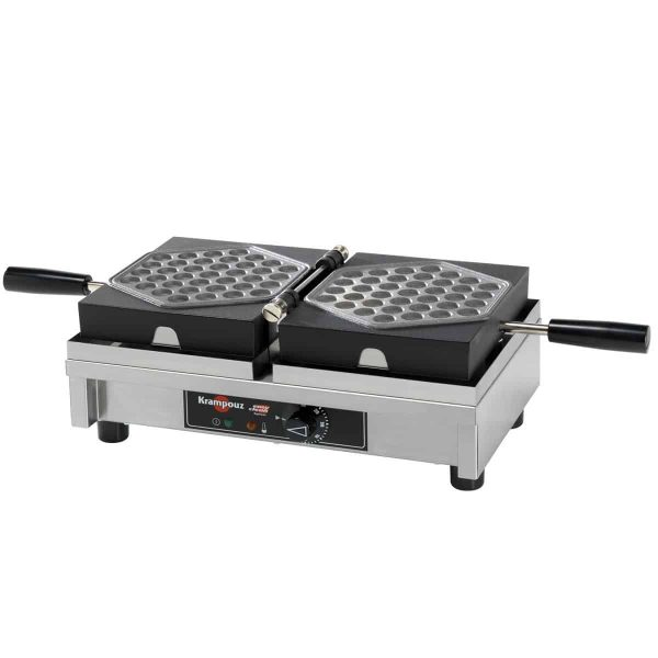 Martin Food Equipment bubble-waffle-makers Krampouz Crepe & Waffle Makers Range