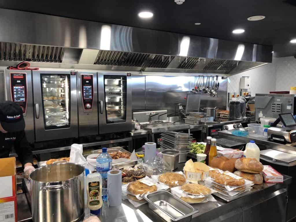 Martin Food Equipment 2c11e802-8358-4780-851d-68fe96df3a1c Corrib Oil, Athlone Installations