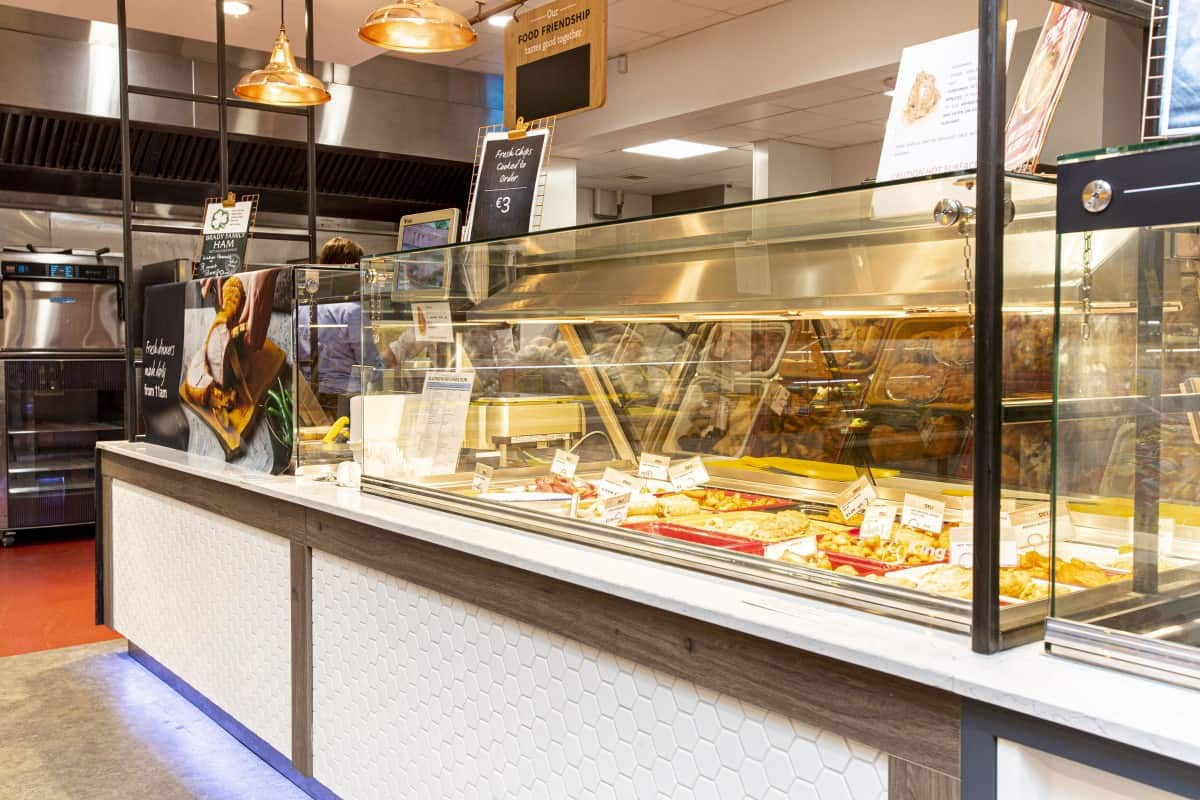 Martin Food Equipment SuperValu-Midleton_3-1 SuperValu Midleton, Cork Installations