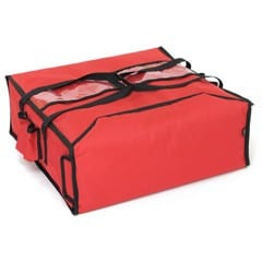 Martin Food Equipment 00214 Furmis Pizza Delivery Bag - Nylon Model T4L