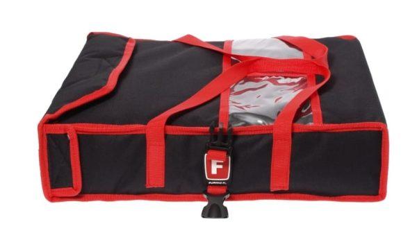 Martin Food Equipment torbat2l1 Furmis Pizza Delivery Bag - Nylon Model T2L