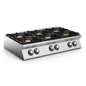 Martin Food Equipment Image_17223-300x300 Mareno NC712G36 Nat Gas6 Burner Hob