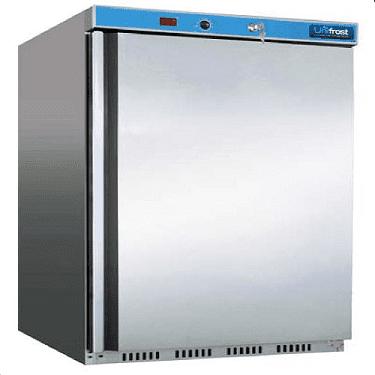 Martin Food Equipment Image_17592 Unifrost F200 U/C FreezeStainless Steel Finish.