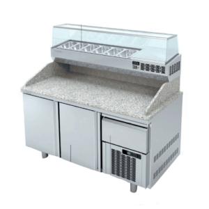 Martin Food Equipment Image_20236-300x300 Coreco MR80-160Pizza Prep Table