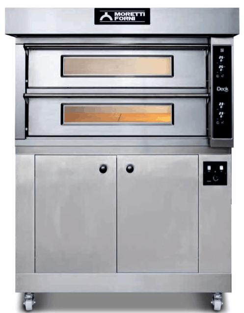 Martin Food Equipment iDeck-Oven Moretti Forni iDeck Pizza Oven