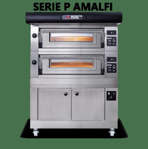 Martin Food Equipment serieP_Amalfi Moretti Forni Serie P Pizza Oven